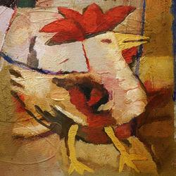 Rooster-quadrat