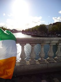 O'Connell Bridge, Dublin  by Azzurra Di Pietro