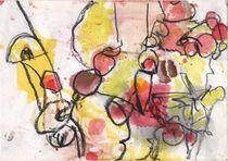 'Traum ißt Transzendenz' by Wolfgang Wende