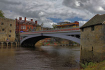 LENDAL BRIDGE , YORK 2011 by martinhenry