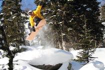 Snowboard #4 by Mikhail Shapaev