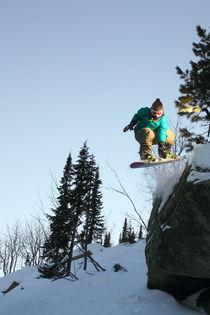 Snowboard #2 by Mikhail Shapaev
