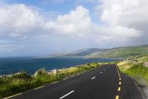 The coast road towards Fanore, County Clare, Ireland by kbhsphoto