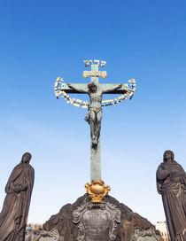 Crucifixion by Graham Prentice