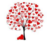Baum der Herzen von Hildegard Maria Endner