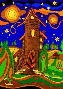 Märchenturm von Hildegard Maria Endner