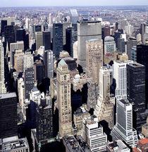 Manhattan #02 von Wolfgang Cezanne