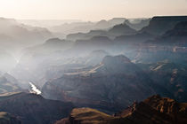 Grand Canyon National Park, Arizona, USA.  von Tom Dempsey