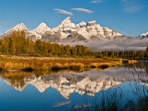 Grand Teton National Park, Wyoming, USA  by Tom Dempsey