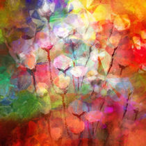 Flower Serenade by Lutz Baar