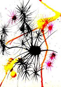 Alien Flower 1 by Lindsay Kokoska
