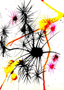 Alien Flower 1 von Lindsay Kokoska