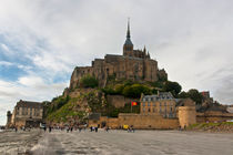 Mont Saint Michel by Pier Giorgio  Mariani