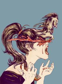 ponytail by siyu chen
