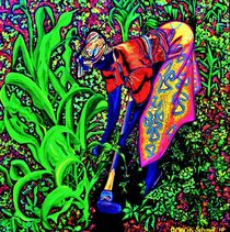 Congo Lady by brenda  Marik-Schmidt