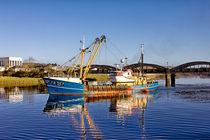 Kirkcudbright Reflections von Derek Beattie
