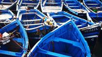 Fishing Boats by Lindsay Kokoska