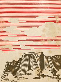 Carpatian Mountains by astronaut