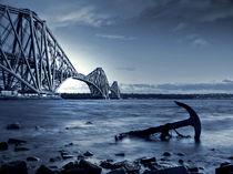 The Forth Rail Bridge, Scotland by Amanda Finan