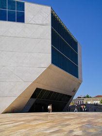 Casa da Musica by Luis  Gallardo