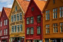 Bryggen, Bergen von gfischer
