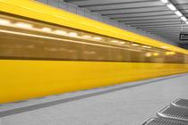 Berlin Tube von Tom Schumacher