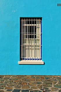 Windows of Bo Kaap by Benjamin Matthijs