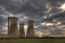 Richborough Power Station von Alice Gosling