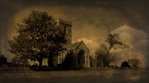 The Parish Church of St Andrew | Texture von Sarah Couzens