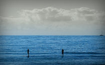 Waiting for a wave by christophrm