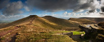 Pen y Fan summer landscape von Nigel Forster