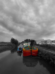 Sequana | Beverley Canal by Sarah Couzens