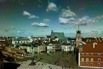 Warsaw by Agnieszka  Grodzka
