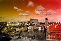 Warsaw II by Agnieszka  Grodzka