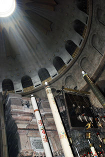 The Holy Sepulchre  by ANNA CAMORALI