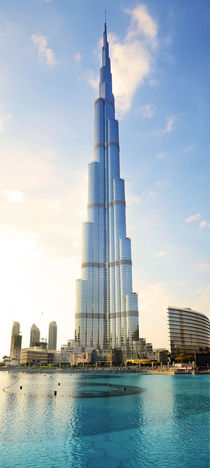 Burj Khalifa the tallest building in the world, Dubai by Tanja Krstevska