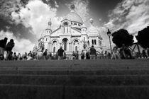 Sacre Ceure, Paris von Tanja Krstevska