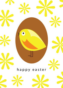 easter chick 2 by thomasdesign