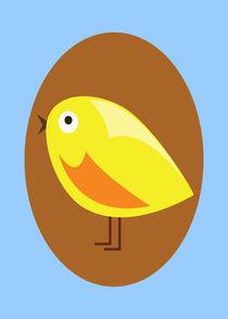 easter chick 1 von thomasdesign