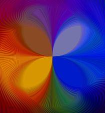 Grafisches Farbmuster by Eckhard Röder