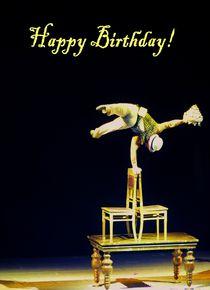 Happy Birthday! von Eva-Maria Steger