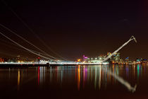 plane light trails_005 by mvg foto