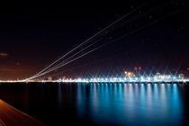 plane light trails_004 by mvg foto