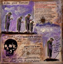 ALAS POOR YORICK I by Luca Piccini