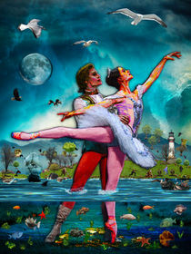 Blue Moon Ballet A Complete Fiction by Blake Robson