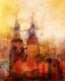 Kölner Dom im Licht by Lutz Baar