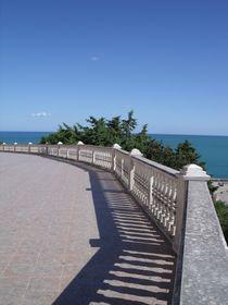 Italian terrace by Alberto Vaccari