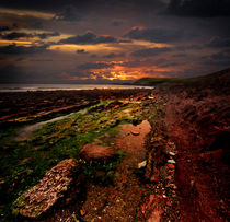 Manorbier, Goodnight by Mal Smith