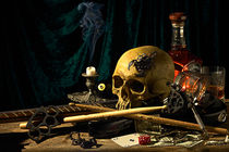 vanitas by Tom Perry