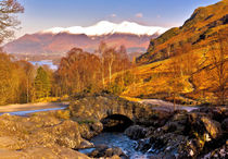 Ashness Bridge - Lake District von tkphotography